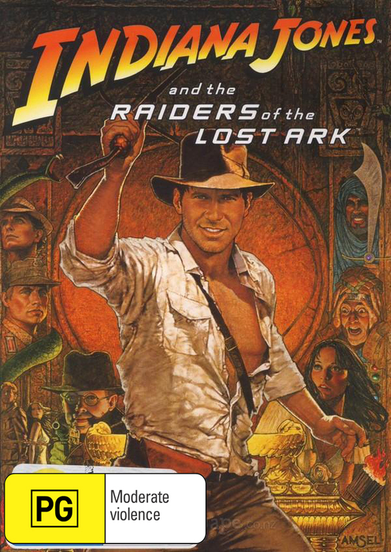 Indiana Jones And The Raiders Of The Lost Ark - Special Edition on DVD