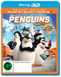The Penguins Of Madagascar DVD