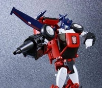MP-26 Road Rage Action Figure