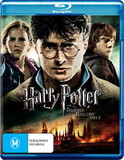 Harry Potter and the Deathly Hallows - Part 2 on Blu-ray