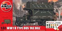 Arfix Kitset - WWI Ole Bill Bus Gift Set