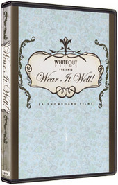 Wear It Well! - A Snowboard Film on DVD