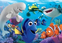 Holdson: 60pce Boxed Puzzle - Finding Dory Migration Going Home
