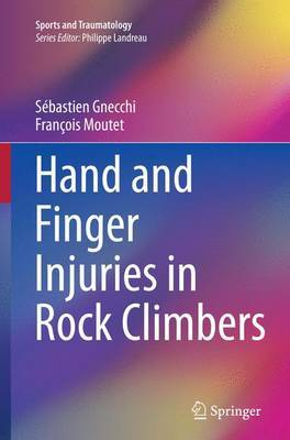 Hand and Finger Injuries in Rock Climbers by Sebastien Gnecchi image