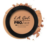 LA Girl HD Pro Face Powder - Warm Honey