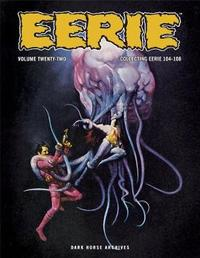 Eerie Archives Volume 22 by Larry Hama