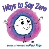 Ways to Say Zero by Mary Page image