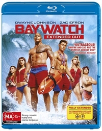 Baywatch (2017) on Blu-ray