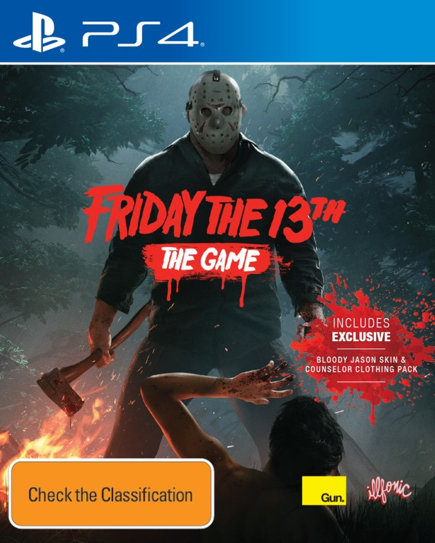 Friday The 13th: The Game for PS4