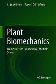 Plant Biomechanics