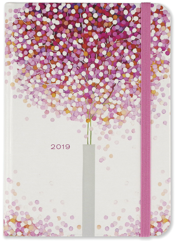 Peter Pauper: Lollipop 16 Month 2019 Compact Diary