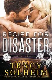Recipe for Disaster by Tracy Solheim image