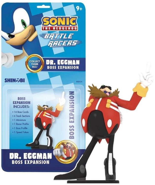 Sonic the Hedgehog: Battle Racers - Dr. Eggman - Boss Expansion