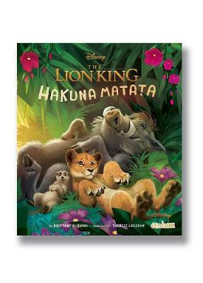 The Lion King - Illustrated Picture Book