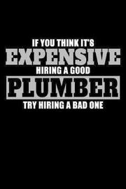 If You Think It's Expensive Hiring a Good Plumber Try Hiring a Bad One by Janice H McKlansky Publishing image