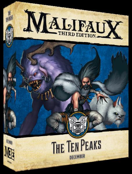 Malifaux: Arcanists - The Ten Peaks