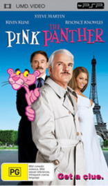 The Pink Panther for PSP