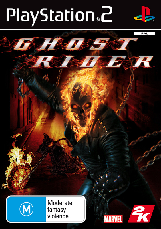 Ghost Rider for PlayStation 2