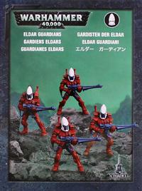 Warhammer 40,000 Eldar Guardians