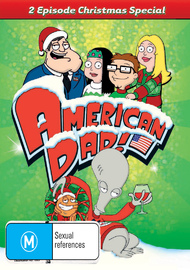 American Dad - Christmas Special on DVD