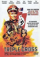 Triple Cross on DVD
