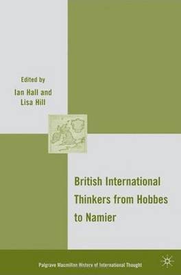 British International Thinkers from Hobbes to Namier by I. Hall image