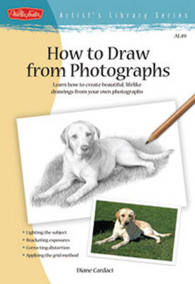 How to Draw from Photographs by Diane Cardaci