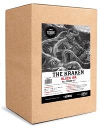 The Kraken Black IPA Grain Kit