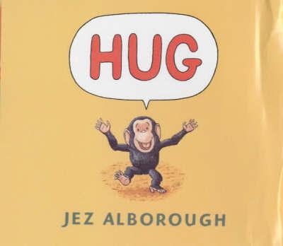 Hug by Jez Alborough image