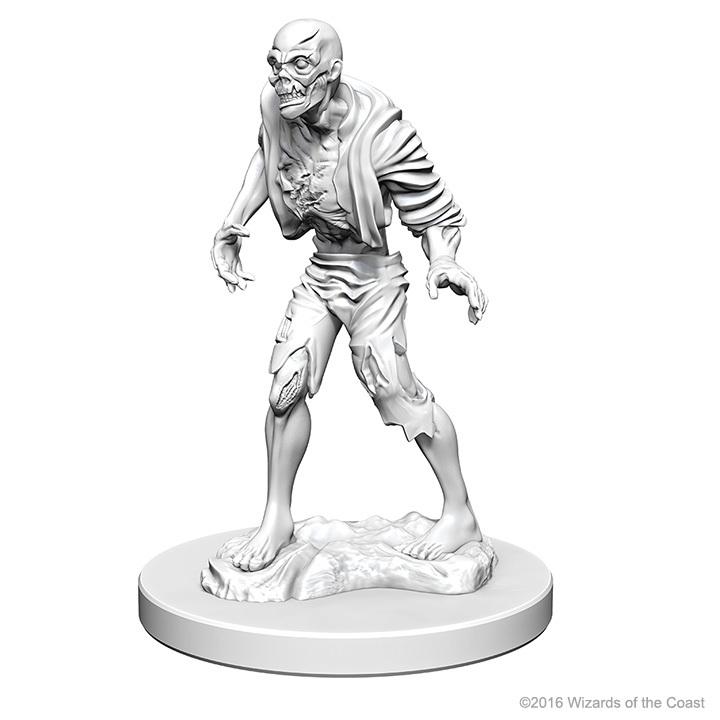 D&D Nolzur's Marvelous: Unpainted Minis - Zombies image