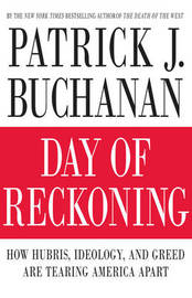 Day of Reckoning by Patrick J Buchanan image
