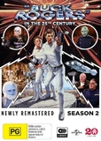 Buck Rogers In The 25th Century - Season Two on DVD