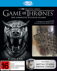 Game of Thrones - The Complete Seventh Season (Limited Edition) on Blu-ray