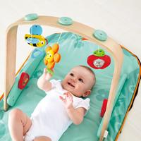 Hape - Portable Baby Gym
