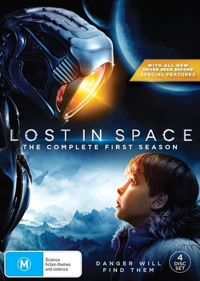 Lost In Space Season 1 on DVD