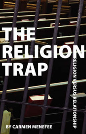 The Religion Trap by Carmen Menefee image