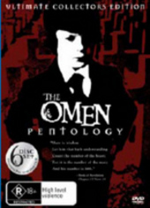 Omen Pentology, The - Ultimate Collectors Edition (6 Disc Box Set) on DVD