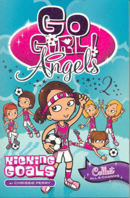 Kicking Goals by Chrissie Perry