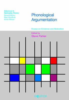 Phonological Argumentation