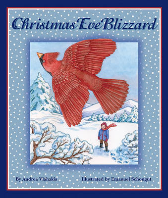 Christmas Eve Blizzard by Andrea Vlahakis