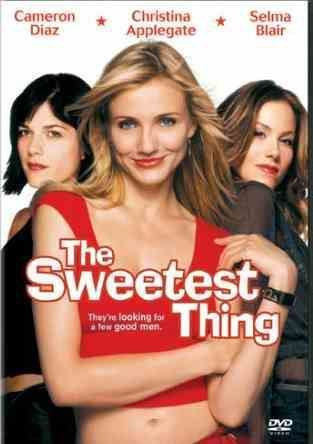 The Sweetest Thing on DVD