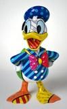 Romero Britto Donald Duck Large Figurine