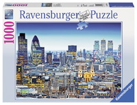 Ravensburger Above London's Roofs Puzzle (1000pc)