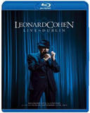 Leonard Cohen: Live in Dublin on Blu-ray