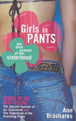 Girls in Pants by Ann Brashares image