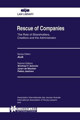 Rescue of Companies by Winfried F Schmitz