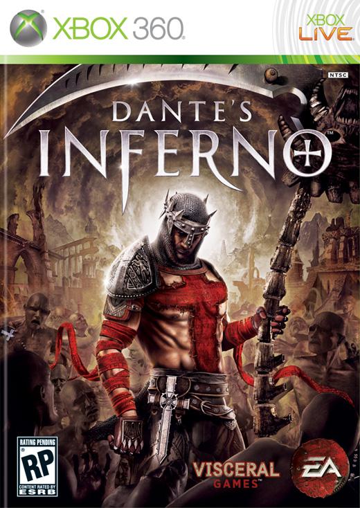 Dante's Inferno (Classics) for Xbox 360 image