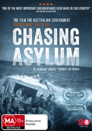 Chasing Asylum on DVD image