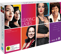 Leading Ladies - 4 Movie Collector's Edition on DVD