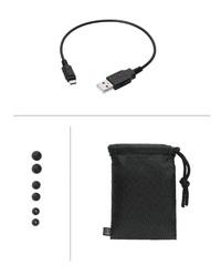 Audio Technica: ATH-CKR35BT Wireless Headphones - Black